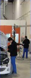 Taller Moto Auto Juni - Planxa i pintura